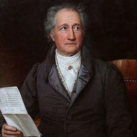 Kategoriebild, Johann Wolfgang von Goethe