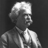 Kategoriebild, Mark Twain