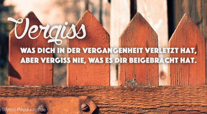Vergiss Was Dich Vergisst