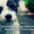 Die meisten Probleme lösen sich von alleine...