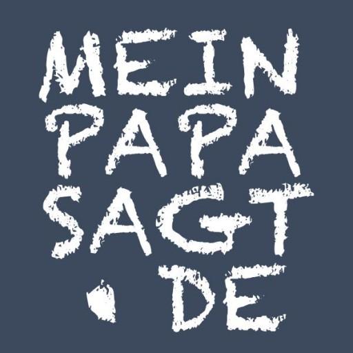 Logo Mein Papa sagt
