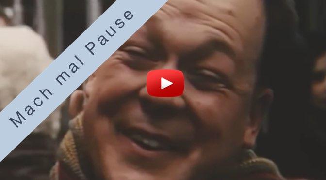 Mach mal Pause – mit</br>Merci! by Christine Rabette