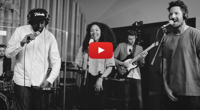 AFROB – Ruf deine Freunde an feat. Max Herre & Joy Denalane </br>Musik zum Wochenende