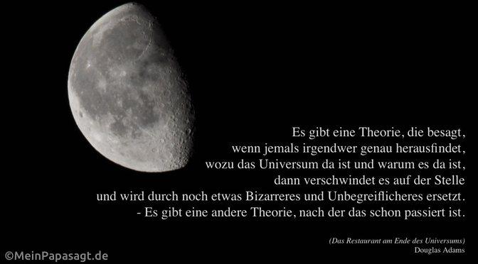 Thema Universum Zitate Und Weisheiten Mit Bild