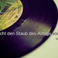 Musik wäscht...