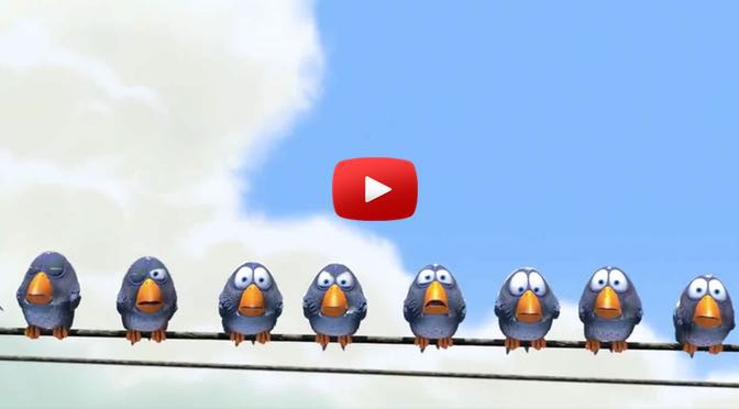 Pixar – For the Birds