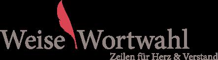 Logo Weise Wortwahl