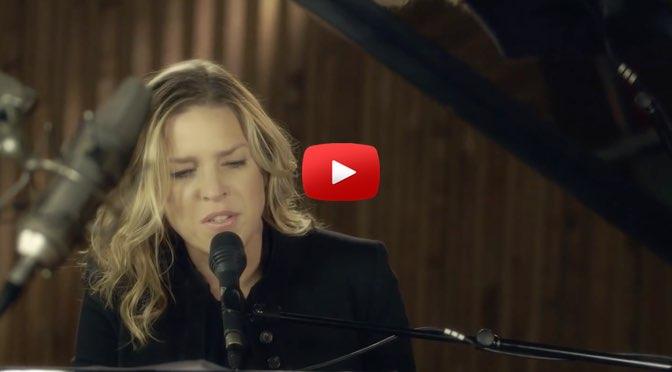 Beitragsbild - Musik zum Wochenende - Diana Krall - Sorry Seems to Be the Hardest Word
