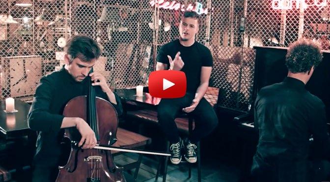 Alexander Knappe – Nur bei dir bin ich sicher </br>Musik zum Wochenende