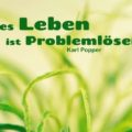 Beitragsbild - Alles Leben ist Problemlösen