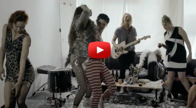 Beitragsbild - Theodor Shitstorm - Rock'n'Roll - Musik zum Wochenende