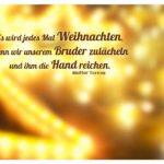 Weihnacht Sterne Lichterkette mit Mutter Teresa Weihnacht Zitate Bilder: Es wird jedes Mal Weihnachten, wenn wir unserem Bruder zulächeln und ihm die Hand reichen. Mutter Teresa
