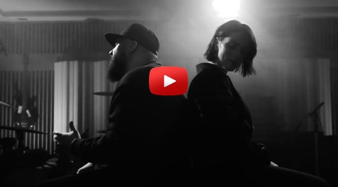Beitragsbild - Moses Pelham mit Stefanie Kloß - Emuna - Musik zum Wochenende