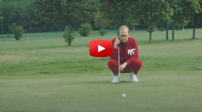 Albrecht Schrader – Auf dem Golfplatz – </br>Musik zum Wochenende