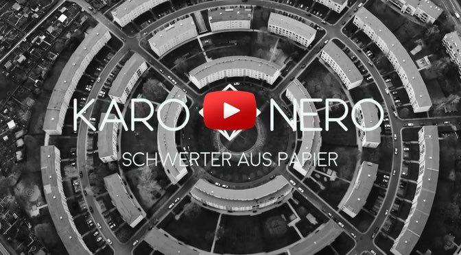 KARO NERO – Schwerter aus Papier – </br>Musik zum Wochenende